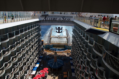 Allure of the Seas Cruise