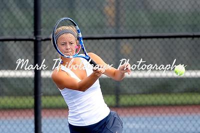 Manheim Township Girl's Tennis v. L-S (League Championships) 9.30.14