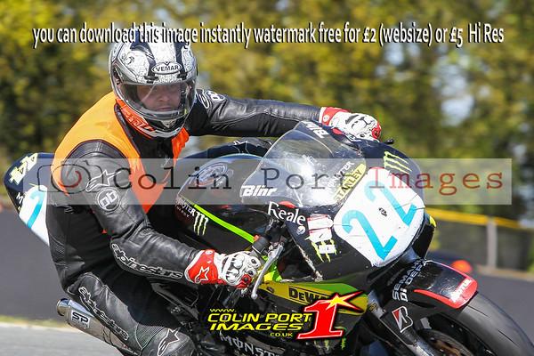 Scott Wakefield Wirral 100 Oulton 2017