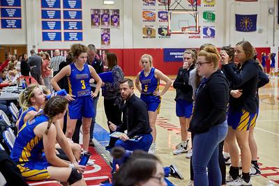BCHS Girls Varsity Basketball