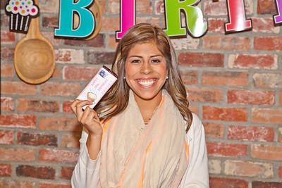 Kelsey's 18th