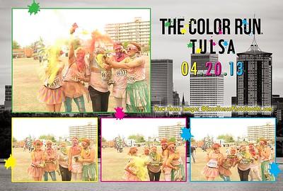 Tulsa Color Run Booth 3
