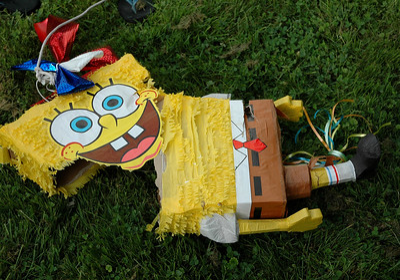 July 4 - Spongebob