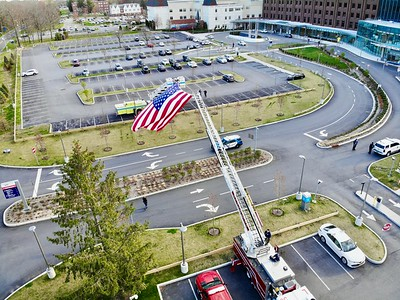 Clap for Heroes at Westchester Medical Center