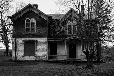 Abandoned Long Island