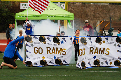 Superbowl - D6 Rams