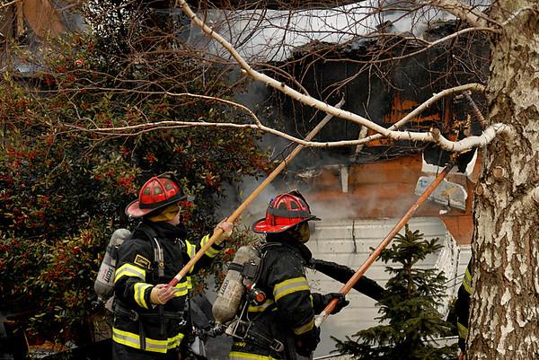E. Martin St., E. Rockaway Fire, March 5th, 2007