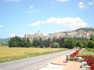 TUSCANY & UMBRIA 2007 Assisi