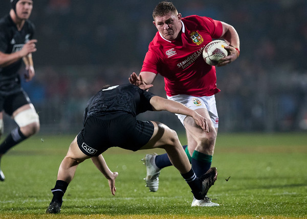 Tadhg Furlong during game 5 of the British and Irish Lions 2017 Tour of New Zealand,The match between  The Maori All Blacks and British and Irish Lions, Rotorua International Stadium, Rotorua, Saturday 17th June 2017 (Photo by Kevin Booth Steve Haag Sports)  Images for social media must have consent from Steve Haag