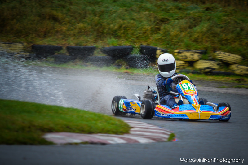 Leinster Karting Club - 2015/16 Winter Championship - Round 1