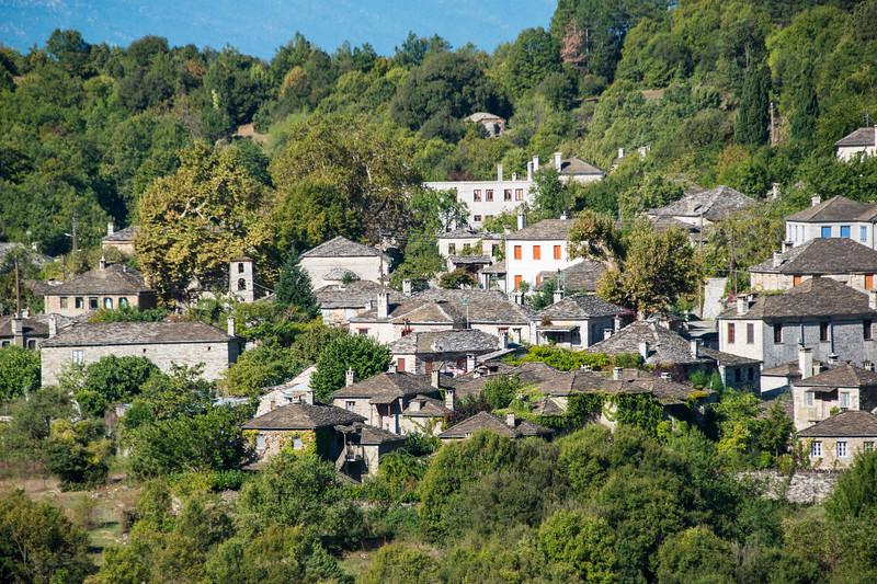 Papigo ... Zagoria village