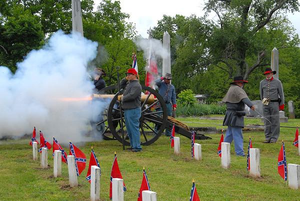 Confederate Memorial Service