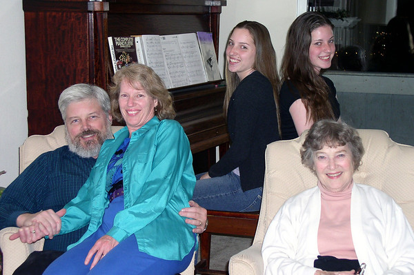 Easter: 2004