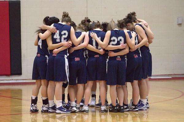 2011-03-02 Girl's Varsity Basketball