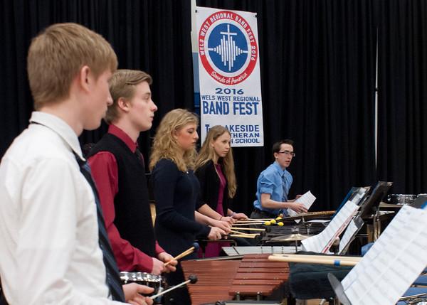 2016 WELS West Regional BandFest