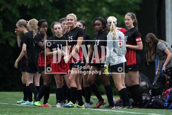 26 April 2018 ACS Girls Soccer