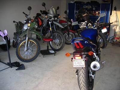 '05 Suzuki SV650