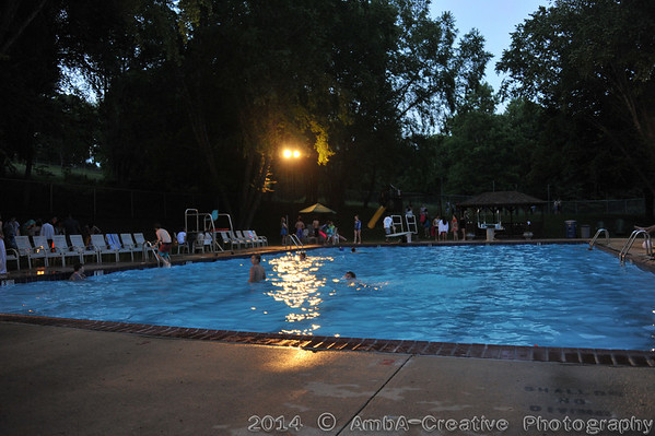 ASCS - 2014 : Graduation Pool Party