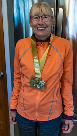 Chicago Marathon send-off party