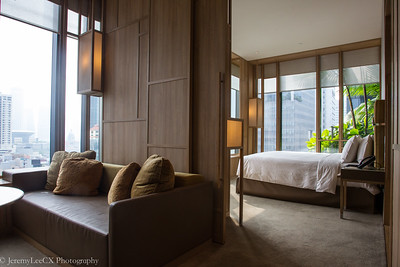 PARKROYAL on Pickering, Singapore (Junior Suite)