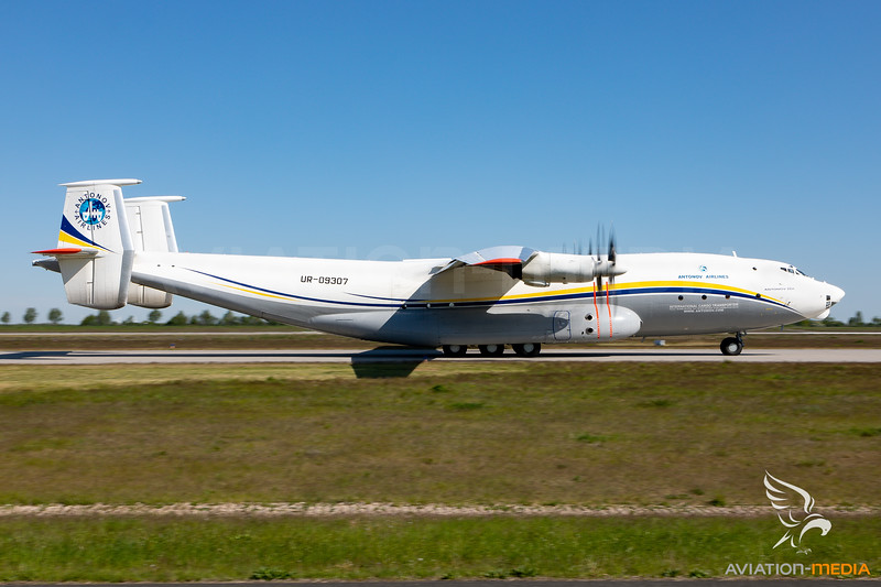 Antonov Airlines | Antonov An-22A | UR-09307
