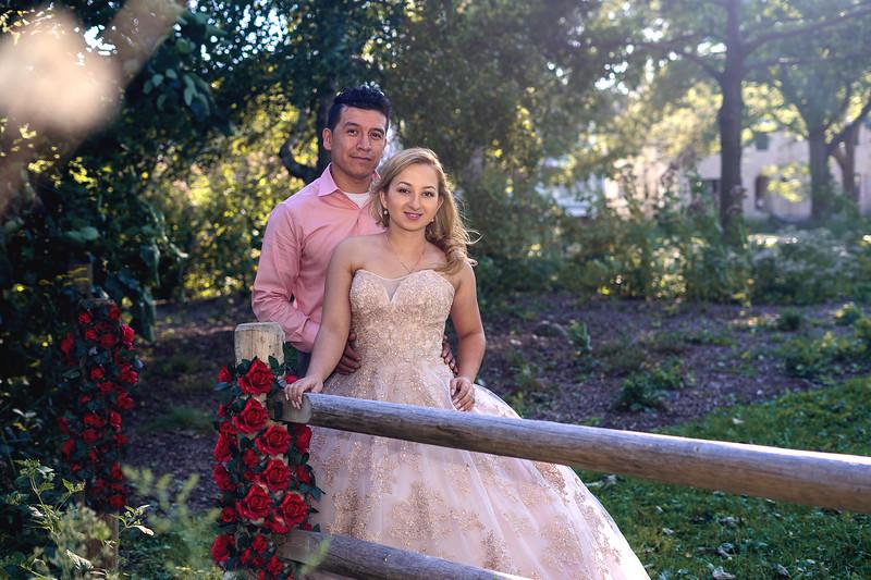 Joceline & Sergio engagement