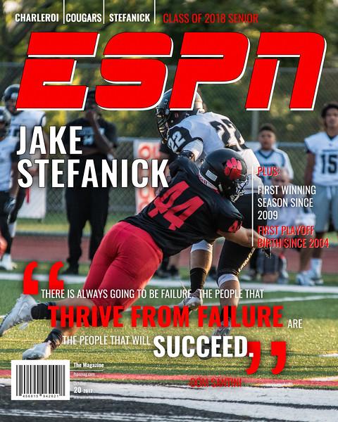 44 Jake Stefanick