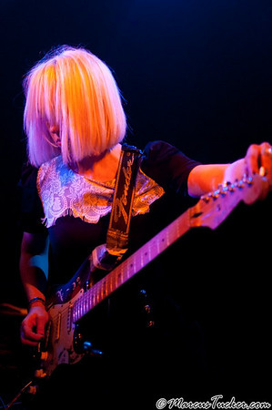 March 2010 - The Joy Formidable @ Electric Ballroom
