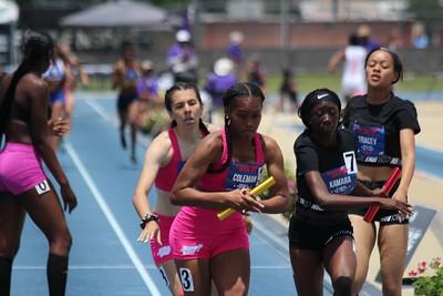 Girls EE 4x400m Relay Windsor