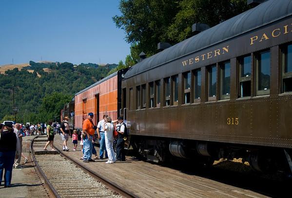Niles Canyon Railway (II)