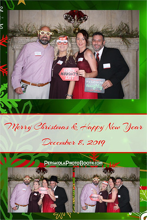 Sandy Sansing Company Christmas Party 12-8-2019
