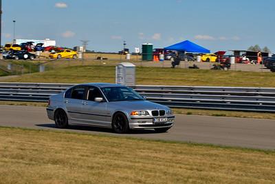 2020 SCCA TNiA July 29th Pitt Race Silver BMW 2