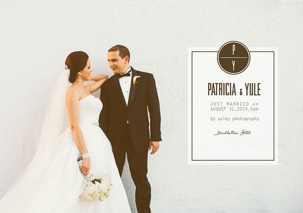 Patricia & Yule Wedding