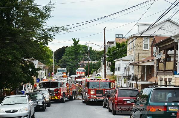 8/31/14 - Steelton, PA - S. 4th St
