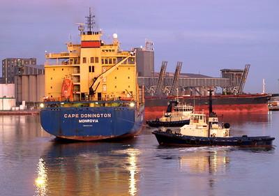 Newcastle Port 2011