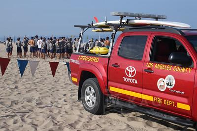 2017 Taplin Competition LA County Jr Lifeguards
