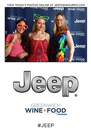 Jeep - Greenwich Wine + Food Festival