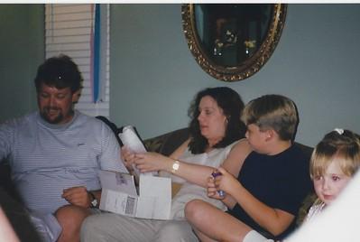 Brian & Kellie's Wedding Shower 1999