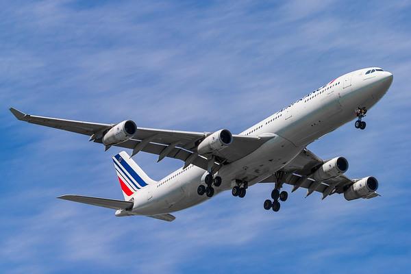 F-GLZR - Airbus A340-313X
