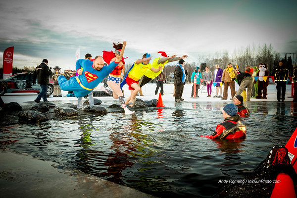 Freezin for a Reason 2014 Polar Plunge