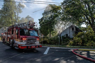 Dwelling Fire - 81 Jarvis Rd, Manchester, CT - 9/20/20