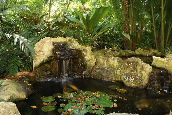 sunken garden st petersburg florida
