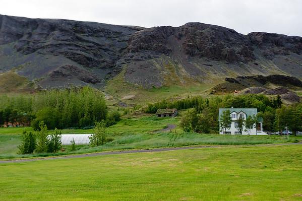 Iceland 2009 Day 3: Fluðir to Vík