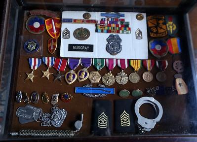 Army veteran Gene Musgray 11/6/20