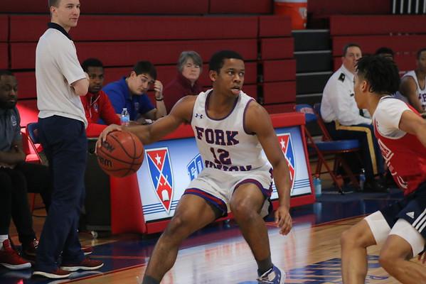 PG Basketball vs. Catawba College (JV) - Jan 28