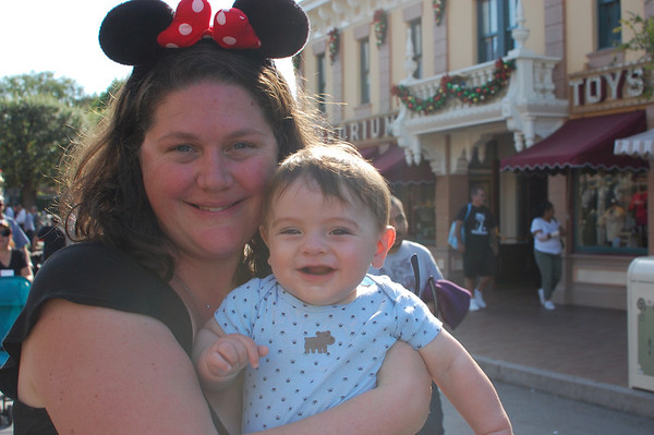 Legoland and Disneyland