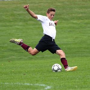 AMHS M.S. Boys Soccer vs LTS II photos by Gary Baker