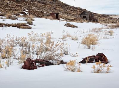 Smith Mine - Snow Day