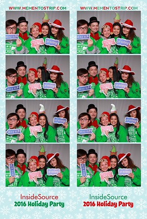 InsideSource Holiday Party
