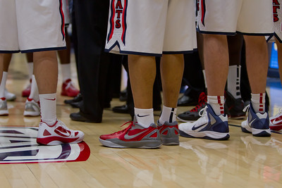 Basketball: UA Utah 11Feb2012